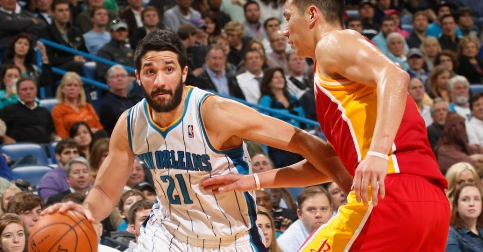 Greivis Vasquez ao ataque