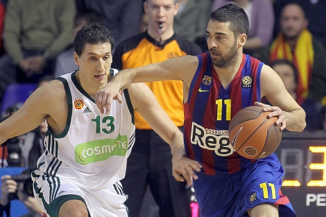 Diamantidis x Navarro