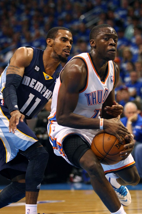 Reggie Jackson x Mike Conley