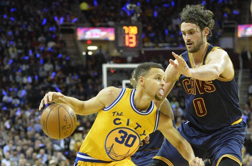 Kevin Love que se cuide: o Warriors pode deixá-lo exposto