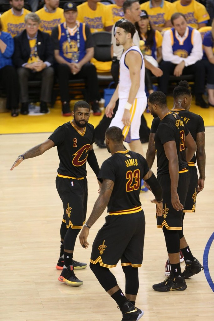 LeBron, Kyrie, NBA Finals, Game 5, Jogo 5