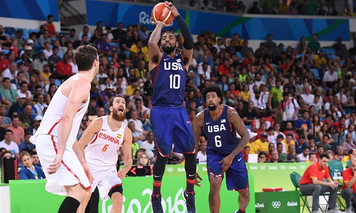 Você pode marcar Kyrie Irving? Talvez. Mas e como fica Durant?