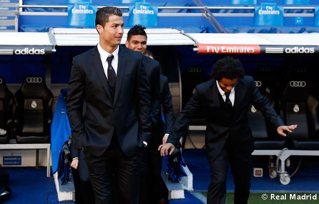 Crédito: Reprodução site oficial Real Madrid