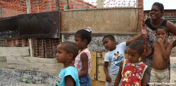 Sueli Dumont, de Jaboatão dos Guararapes (PE), beneficiária do Bolsa Família