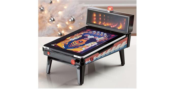 Acess rio transforma tablet em mesa de pinball com for Pinball de mesa