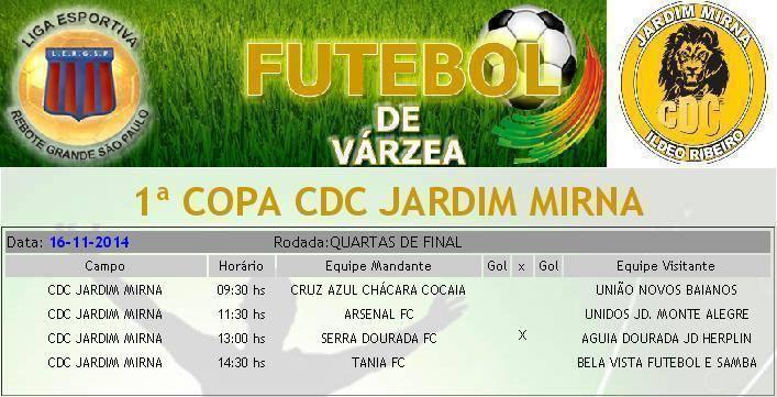 rua ipe jardim estrela:Agenda da Várzea – Final, jogos, festa de 15/11 à 16/11 – Esporte