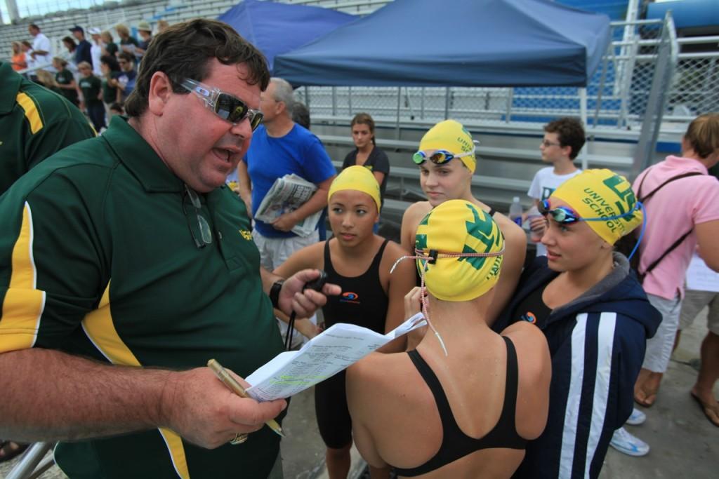 Pussieldi treina atletas e equipes nos Estados Unidos desde 2000 - Foto: Arquivo Pessoal