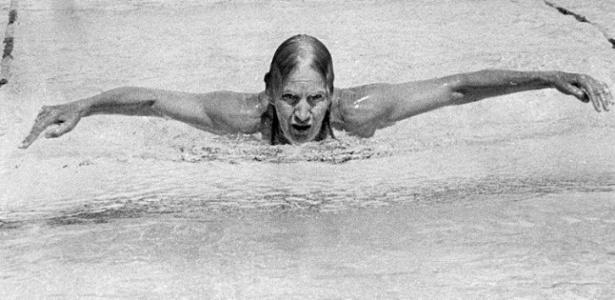 Maria Lenk foi a pioneira do nado borboleta - Foto: Reprodução
