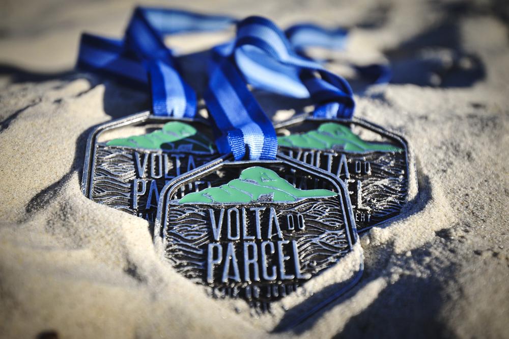 Medalhas da Volta do Parcel - Foto: Adam Tavares