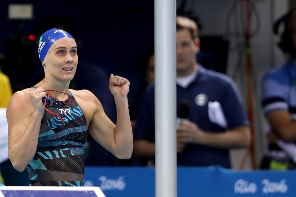 Manuella Lyrio não foi a final, mas teve uma ótima performance- Foto: Satiro Sodré/SSPress