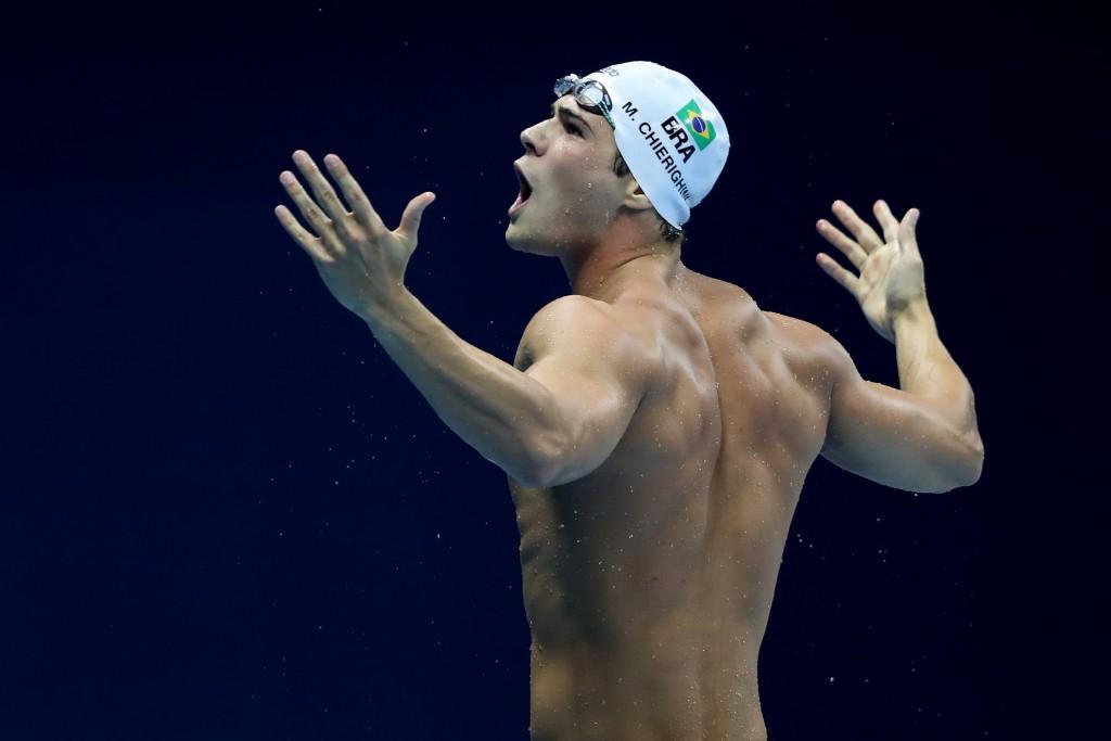 Marcelo Chierighini foi a final em todas as suas provas - Foto: Satiro Sodré/SSPress