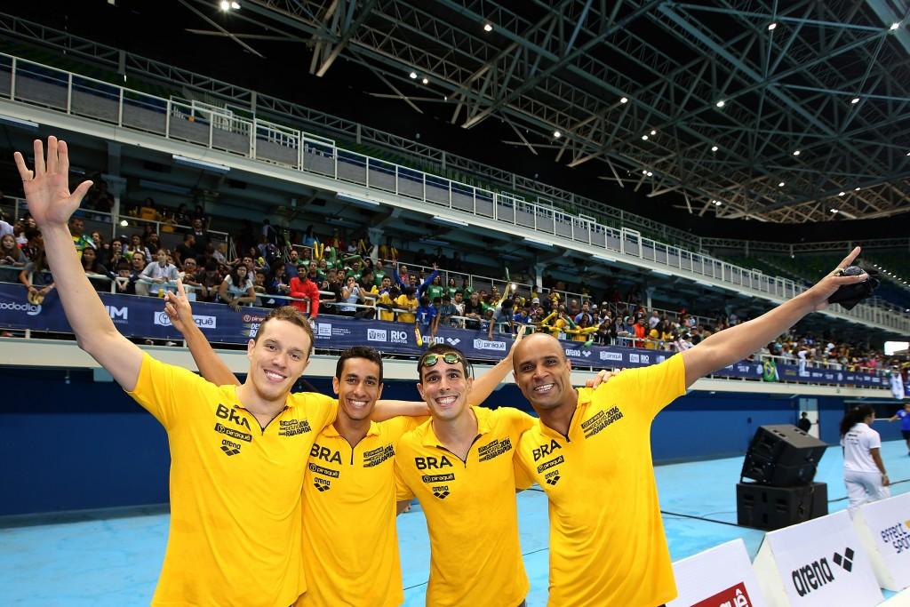 Brasil tricampeão - Foto: Satiro Sodré/SSPress/Effect Sport