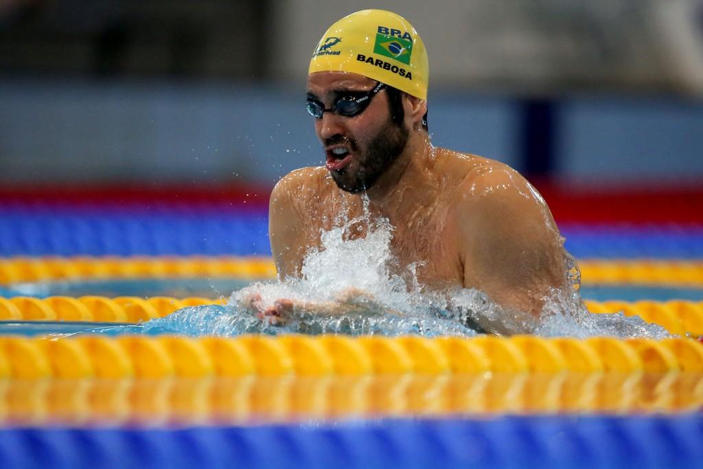 Henrique Barbosa chegou a seleção em 2002 aos 15 anos – Foto: Satiro Sodré/ SSPress/CBDA
