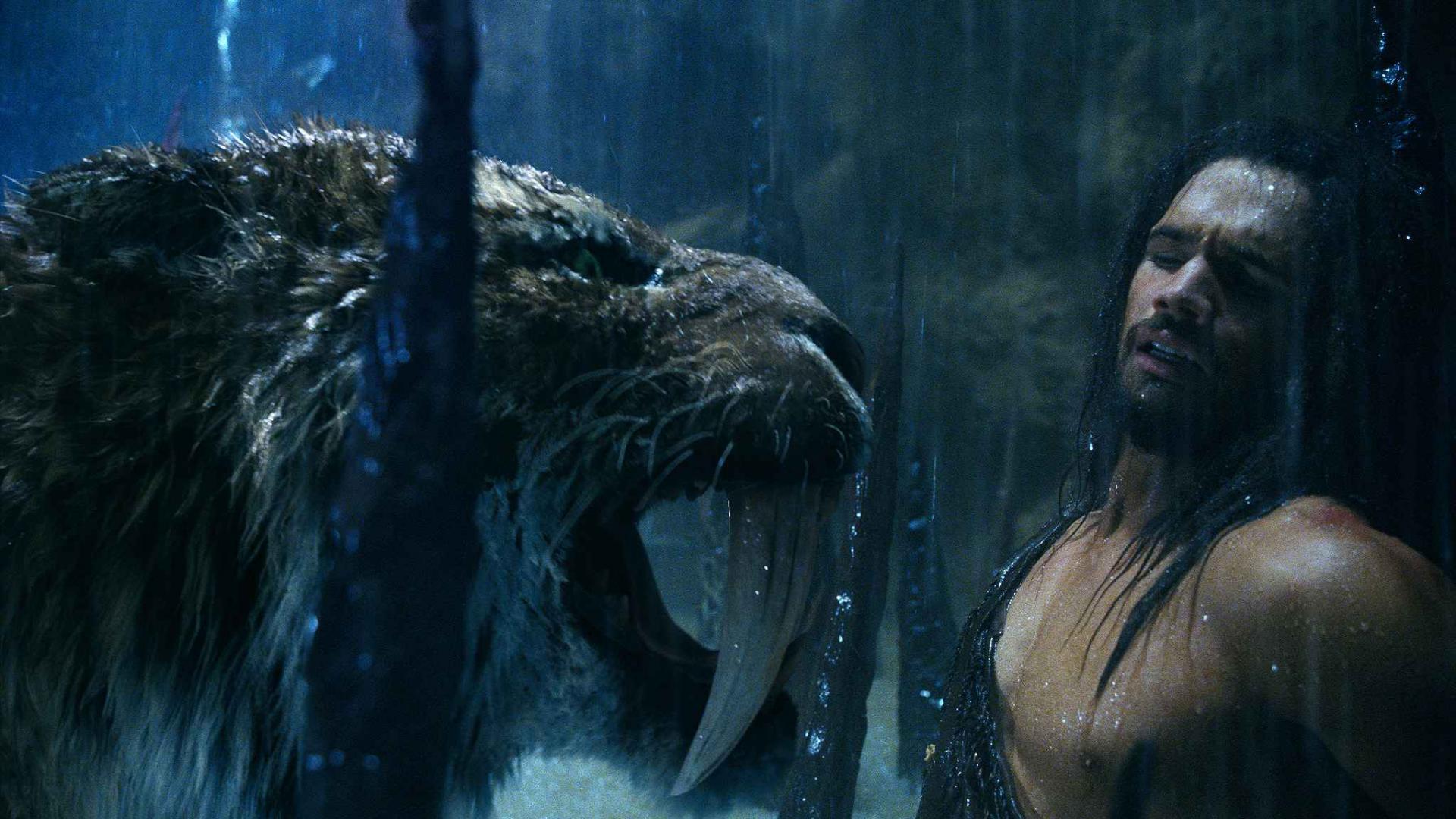 Alexandre o Grande Filme Wallpaper se o Tigre Ataca