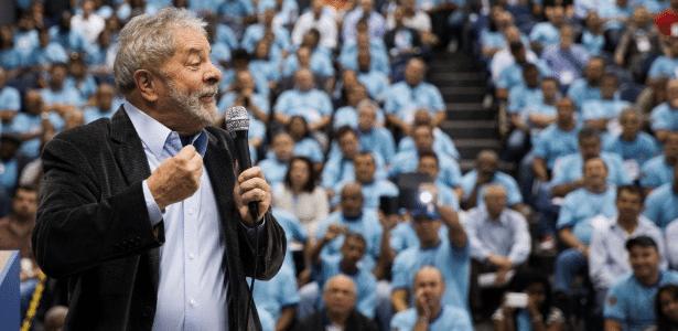 Lula - Foto Danilo Verpa/Folhapress
