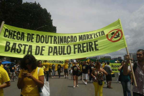 Brasil, 15 de março de 2015