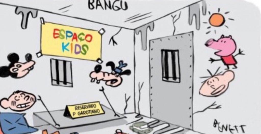 IMG_1037 Garotinho sai do hospital e vai cumprir prisão domiciliar no Flamengo