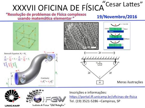 XXXVII_Oficina_IFGW