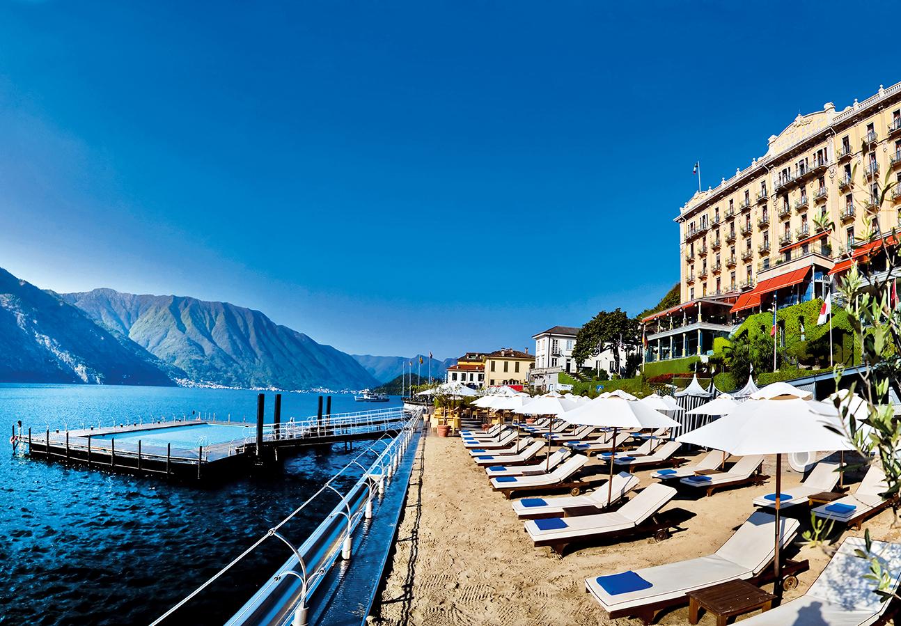 Foto: Grand Hotel Tremezzo