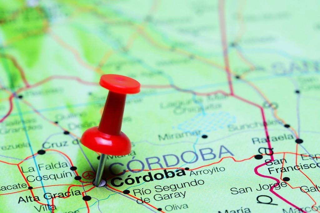 pin-córdoba-argentina-map