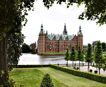 castelo-frederiksborg-dinamarca