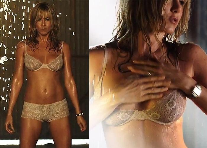 Jennifer Aniston Dessous Bilder