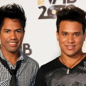 Marcelo (dir.), que faz dupla com João Lucas (esq.) é acusado de abusar de adolescente
