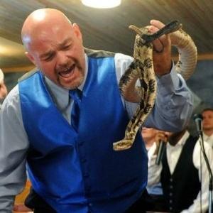 Pastor usava cobras durante cultos nos EUA