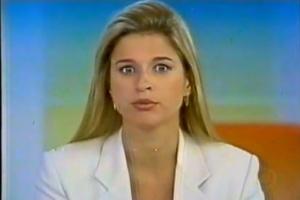 Claudia Cordeiro foi jornalista da TV Globo de 1989 a 2001; ela venceu ação em 2008