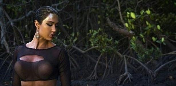 Gracyanne barbosa ensaio sensual