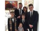Filho de Beckham desiste do futebol e ex-jogador fica chateado