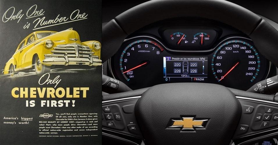 Automóveis Chevrolet