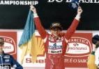 Tricampeonato de Senna, conquistado há 25 anos, ainda inspira geração atual - Reprodução/Jorge Araújo/Folhapress