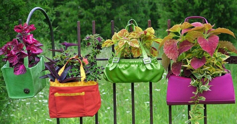 plantas de jardim lista: ganhar uma nova função neste jardim vertical Reprodução/HGTV Mais