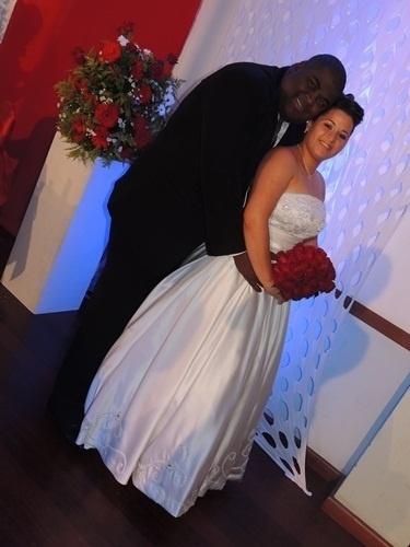 """João Batista Neves e Vanessa Cardozo Borges Neves casaram em Veranópolis (RS) no dia 26 de janeiro de 2013. Ao falar sobre a cerimônia, João não esconde a satisfação: """"Foi emocionante esse dia, muito especial"""""""