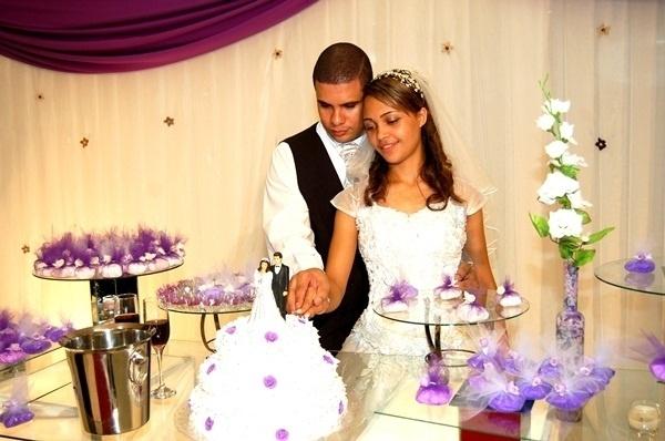No dia 16 de outubro de 2010, foi a vez de Deivison Marcel Cunha da Silva e Juliana Ribeiro da Silva oficializarem a união em Barra Mansa (RJ).