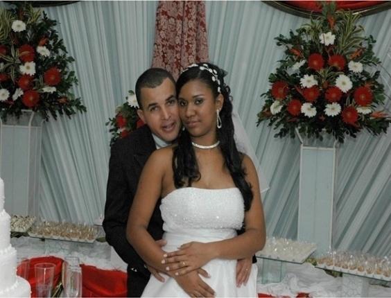Alexandre Silva e Thais Luiza, do Rio de Janeiro (RJ), uniram-se em 3 de setembro de 2009.