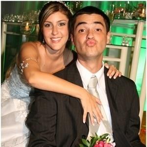 Hernani Guelli Costa e Patrícia de Menezes Jorge Costa, de Guará (SP), estão casados desde 16 de fevereiro de 2008.