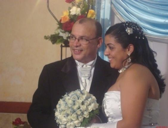 José Augusto de Castro e Ana Maria Cassiano de Castro, de São Paulo (SP), casaram-se em 30 de maio de 2009.