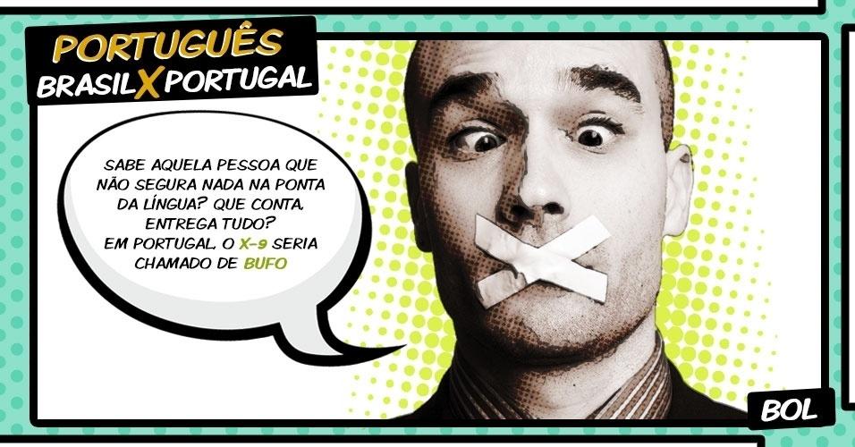 Direto da terrinha! Diferenças do português de Portugal para o Brasil