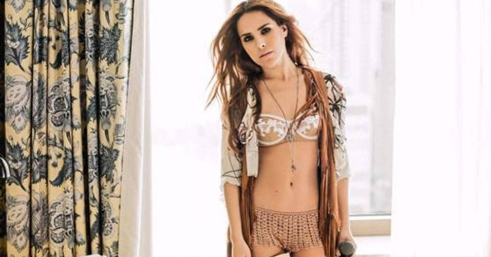Wanessa Camargo, ensaio sensual, Playboy, J.R.Duran