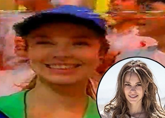 """Outra assistente de palco que se tornou atriz de novelas é Paolla Oliveira. Durante a década de 90, ela ajudava Celso Portiolli no comando do """"Passa ou Repassa"""", programa juvenil de gincanas"""