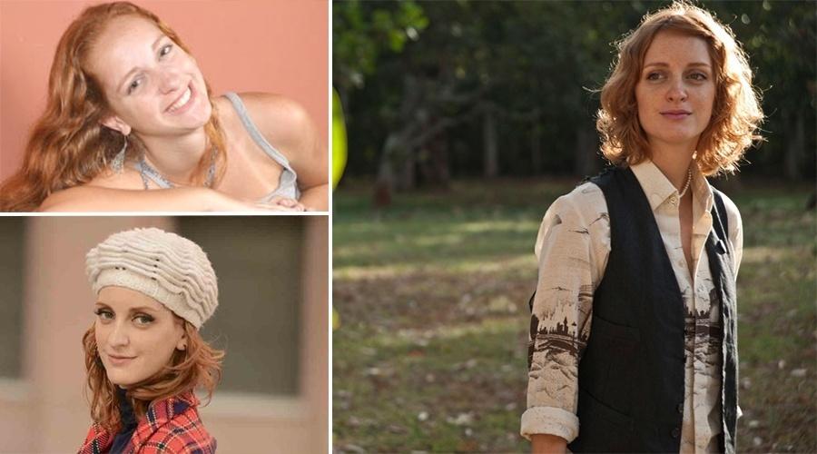 """8.set.2013 - A ruiva Laila Zaid ganhou as telas interpretando Bel em """"Malhação"""", na Record, participou de """"Amor e Intrigas"""" e """"Bela, a Feia"""". De volta à Globo, Laila fez Priscilla em """"Amor Eterno Amor"""". Em 2013, a atriz viveu a personagem Ana Claudia (dir.) no filme """"Somos Tão Jovens"""" e gravou a personagem Susi (esq, abaixo) para a cinebiografia do cantor Tim Maia."""