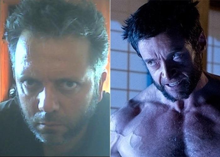 Fernando Henrique Caixeiro, morador de Belo Horizonte (MG), se acha muito parecido com o ator Hugh Jackman,intérprete de Wolverine.