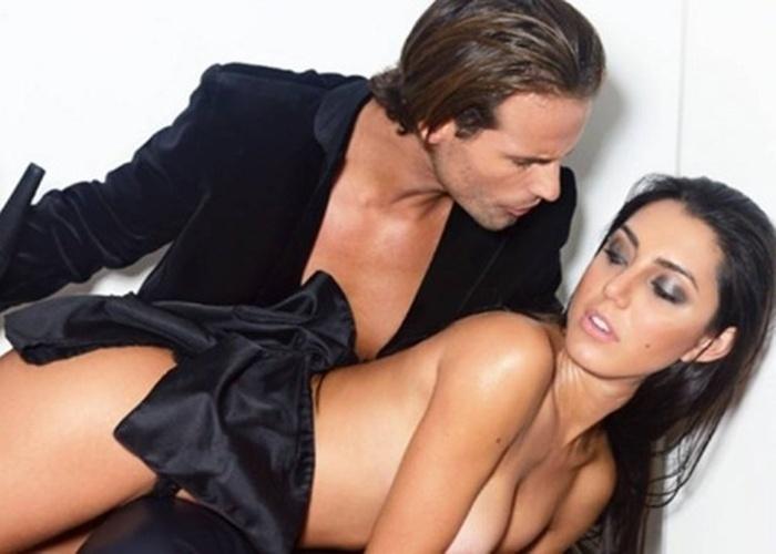 Ensaio Sensual Ao Lado De Namorado Portugu S Para A Revista Gq