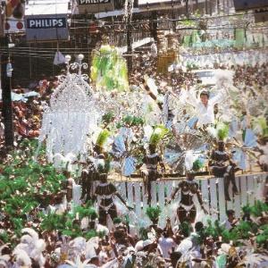 Desfile da Império Serrano - 1982