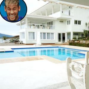 Neymar compra mansão no valor de R$ 5,8 milhões em Angra dos Reis, diz site