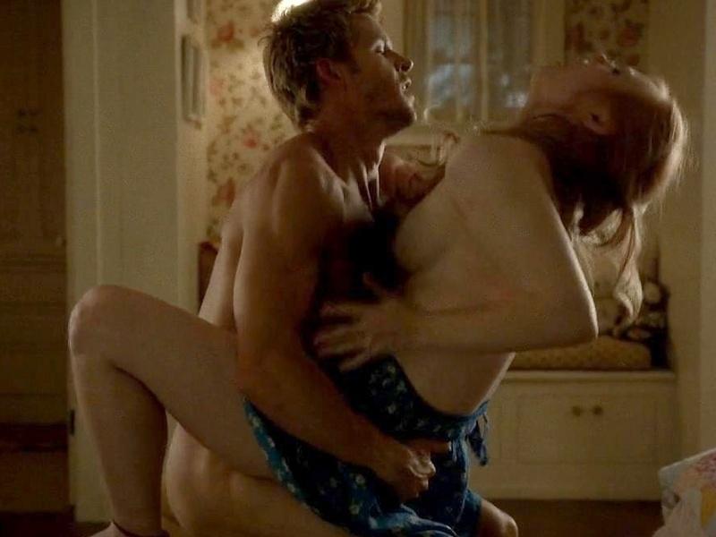 cena erótica sexy
