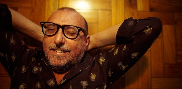 O jornalista e escritor Xico Sá participa nesta terça-feira da Bienal Internacional do Livro de São Paulo
