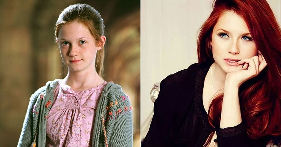 """Bonnie Wright, de """"Harry Potter"""""""